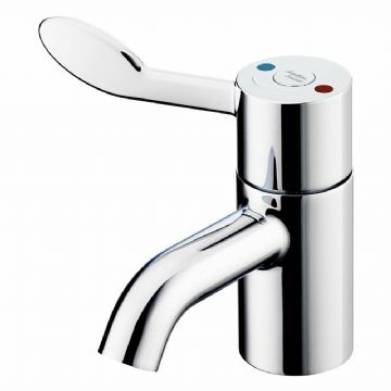 Armitage Shanks Contour 21 Plus thermostatic basin mixer tap. 21+ TMV3 A6697AA